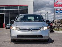 2006 Honda Civic Sdn DX-G 92662A TQ ARGENT
