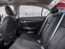 2013 Honda CIVIC  EX GARANTIE 10 ANS/200,000 KILOMETRES* 83488A GRIS