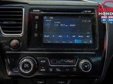 2015 Honda CIVIC SDN EX GARANTIE LALLIER HONDA 10 ANS OU 200,000KM MOTOPRO