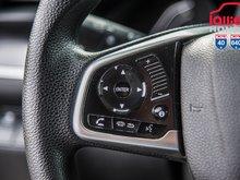 2016 Honda CIVIC SDN LX LX/GARANTIE  10ANS 200,000 KILOMETRES* P4620   ARGENT