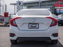 2016 Honda CIVIC SDN LX LX/10 ANS /200,000 DE GARANTIE * 92601A  BLANC