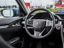2016 Honda CIVIC SDN EX GARANTIE 10ANS/200,000 KILOMETRES* 92878A  BLEU