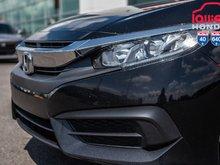 2016 Honda Civic Sedan LX  MANUELLE GARANTIE 10 ANS 200,000KM