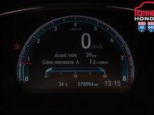 2016 Honda CIVIC SDN LX GARANTIE LALLIER 10 ANS OU 200,000KM MOTOPROPULSEU P4850  GRIS