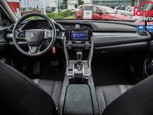2017 Honda CIVIC SDN LX GARANTIE 10ANS/200,000 KILOMETRES* P4793  BLEU
