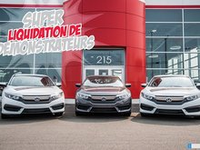 2018 Honda CIVIC SDN SE ACHAT 96 MOIS 75.76/SEMAINE 0 COMPTANT TAXES INCLUSES