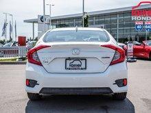 2018 Honda CIVIC SDN TOURING GARANTIE 10ANS/200,000 KILOMETRES* S2660  BLANC