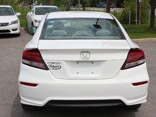 2014 Honda Civic LX / HONDA CANADA CERTIFIÉ 7 ANS/160KM Sieges Chauffants!