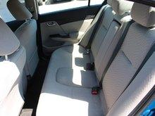2015 Honda Civic LX / HONDA CANADA CERTIFIÉ 7 ANS/160KM Sieges Chauffants et Camera Recul!