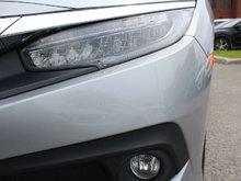 2017 Honda Civic Touring / HONDA CANADA CERTIFIÉ 7 ANS/160KM GPS/Navi!