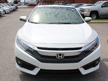 2017 Honda Civic Touring / HONDA CANADA CERTIFIÉ 7 ANS/160KM Navi/GPS!