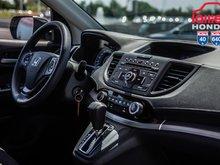 2016 Honda CR-V LX 2W GARANTIE 10 ANS/200,000 KILOMETRES* Z2149  BLANC