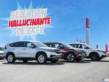 2013 Honda CR-V LX  4WD