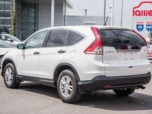 2014 Honda CR-V LX 2WD GARANTIE 10ANS/200,000 KILOMETRES* P4775   BLANC