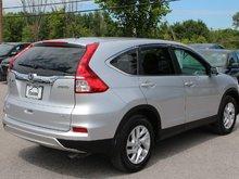 2016 Honda CR-V SE AWD / HONDA CANADA CERTIFIÉ 7 ANS/160KM Sieges Chauffants!