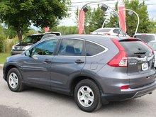 2016 Honda CR-V LX / HONDA CANADA CERTIFIÉ 7 ANS/160KM Sieges Chauffants!