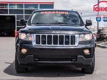 2011 Jeep Grand Cherokee LAREDO 92616B NOIR