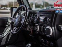 2012 Jeep Wrangler Unlimited SAHARA 92797A  NOIR