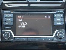 2016 Nissan Versa Note SR A/C et Bluetooth!