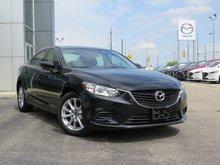 2017  Mazda6 GX|HEATED SEATS|UNLIMITED KM WARRANTY