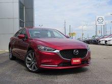 2018  Mazda6 GT|TURBO|UNLIMITED KM WARRANTY|DEMO|*0%FINANCING
