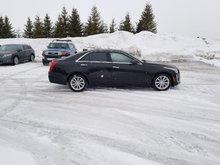 Cadillac CTS Sedan RWD 2017
