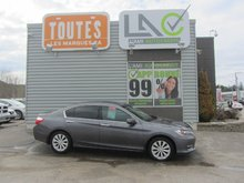 Honda Accord Sedan EX-L V6 2013
