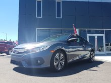 Honda Civic 2-dr CVT EXT Turbo 2016