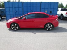 Honda Civic Sedan Si 2014