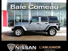 Jeep Wrangler Unlimited SAHARA UNLIMITED 2014