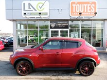 Nissan Juke SV  AWD 2014