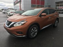 Nissan Murano SV TOIT PANORAMIQUE + GPS 2015