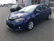 Toyota Corolla S BLUETOOTH + CAMERA DE RECUL 2014