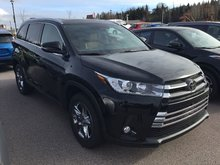 2018 Toyota HIGHLANDER LIMITED V6 AWD LA40