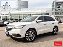 2015 Acura MDX Tech at