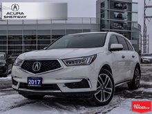 2017 Acura MDX Technology PKG
