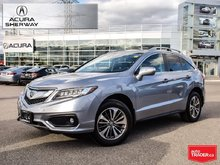 2016 Acura RDX Elite at