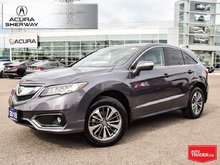 2018 Acura RDX Elite at