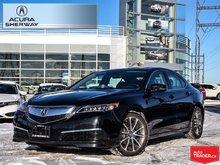 2017 Acura TLX 3.5L SH-AWD w/Tech Pkg
