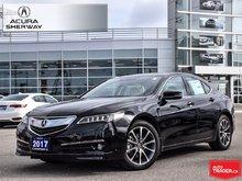 2017 Acura TLX 3.5L SH-AWD w/Elite Pkg