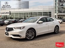 2018 Acura TLX 3.5L SH-AWD w/Tech Pkg