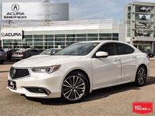 2018 Acura TLX 3.5L SH-AWD w/Elite Pkg