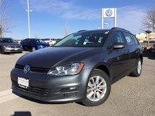 2015 Volkswagen Golf Sportwagon 2.0 TDI Trendline DSG at w/Tip