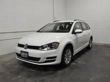 2017 Volkswagen Golf Sportwagen 1.8T Trendline DSG 6sp at w/Tip 4MOTION