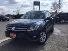 2014 Volkswagen Tiguan Trendline 6sp at Tip