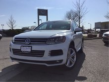 2014 Volkswagen Touareg Execline 3.6L 8sp at Tip 4M