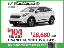 2018 Kia NIRO EX