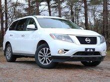 2013 Nissan Pathfinder S 4WD