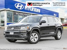 Volkswagen Atlas Comfortline 3.6L 8sp at w/Tip 4MOTION 2018