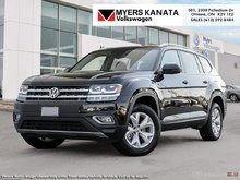 Volkswagen Atlas Highline 3.6L 8sp at w/Tip 4MOTION 2018